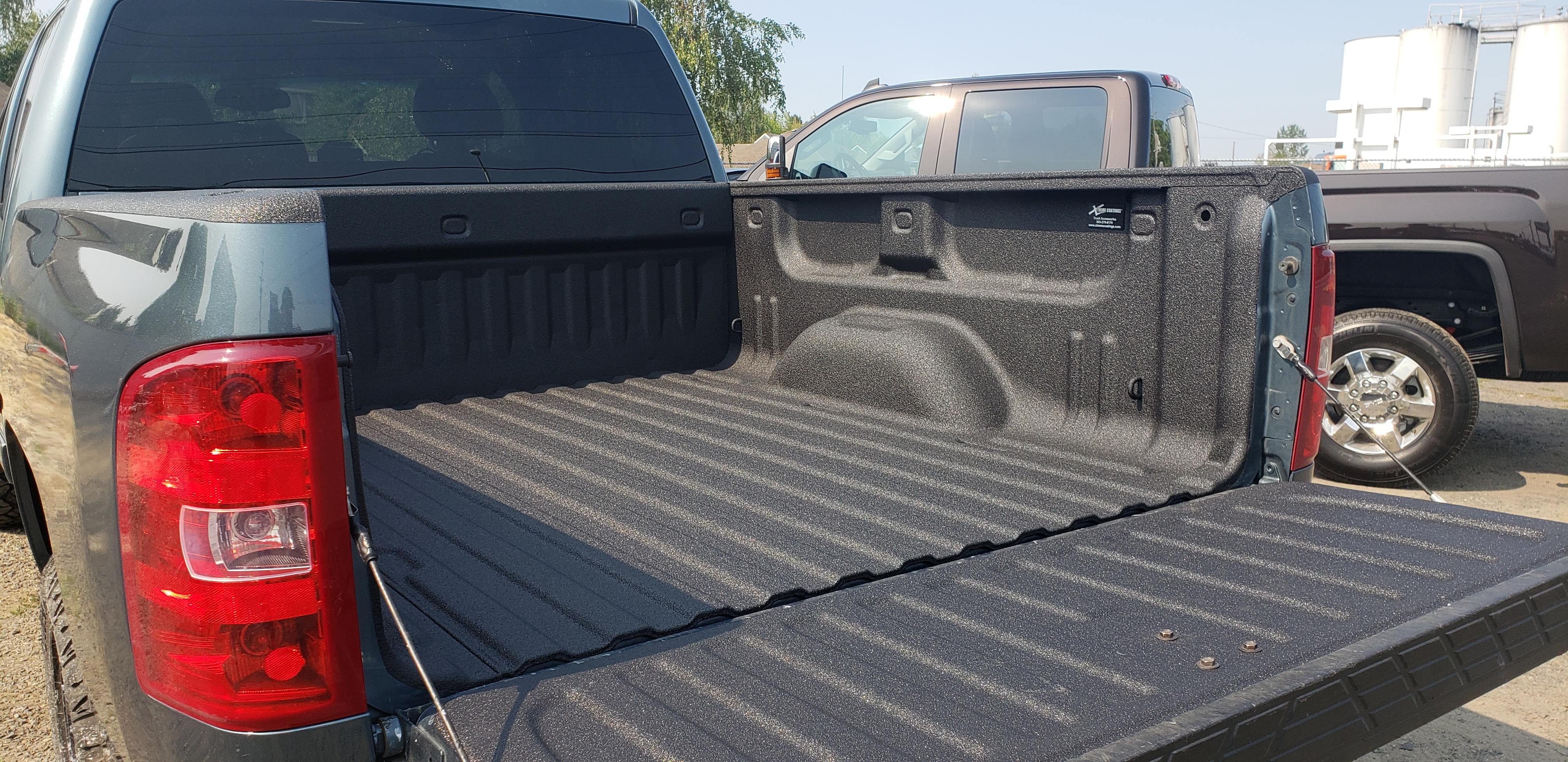 Spray In Bedliners >> Spray On Truck Bed Liners Cornelius Oregon Truck
