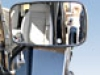 RideCraft Rectangular 5x8 Doors-Off Mirrors™ Set 2007 - current Wranglerrs-off-mirror-set