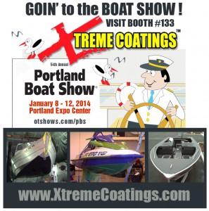 2014 Portland Boat Show